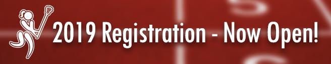 2019 Registration is Now Open