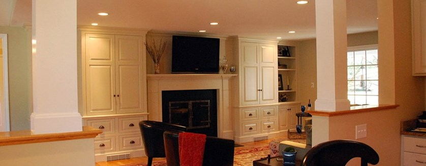 Transforming Your Living Space: Andover, MA Kitchen/Family Room Renovation